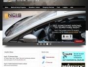 Screenshot of mccsCP.com