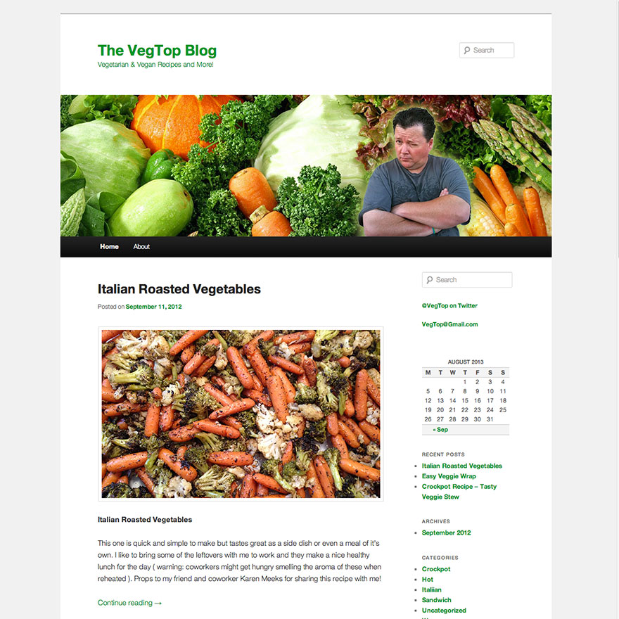 VegTop Blog