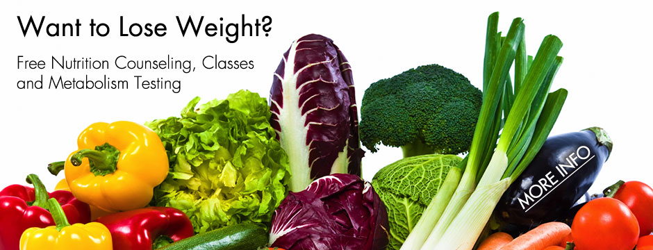 Health Promotion - Lose Weight Web Banner
