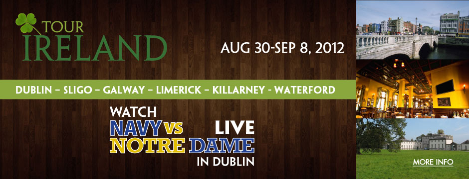 Tour Ireland Web Banner