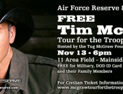 Tim McGraw Concert Web Banner