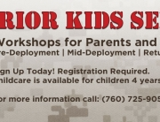 Warrior Kids Series Web Banner