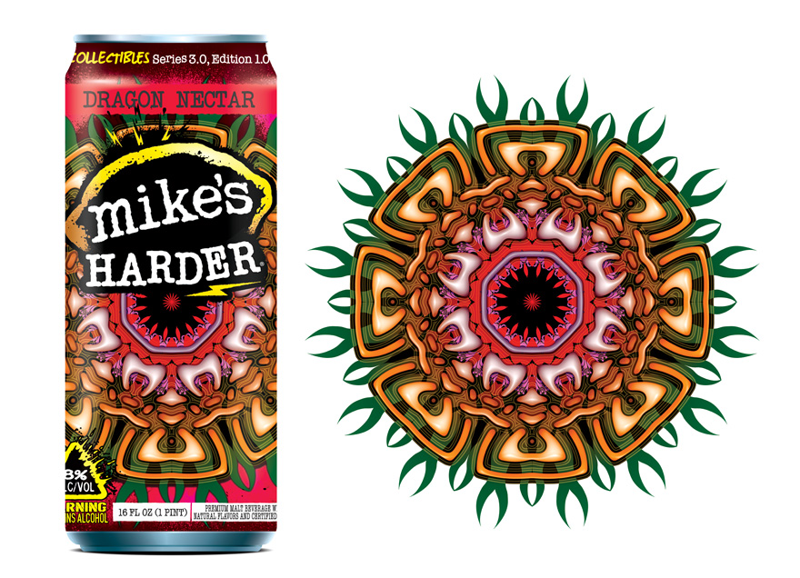 Mike's Harder - Dragon Nectar - Can Design